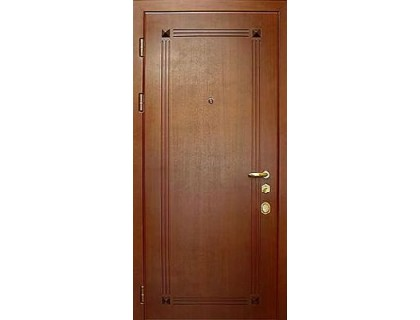 Входная металлическая дверь МДФ модель 11