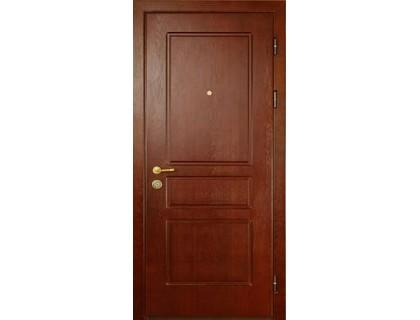 Входная металлическая дверь МДФ модель 14
