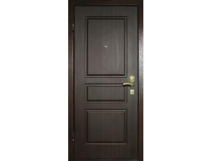 Входная металлическая дверь МДФ модель 15