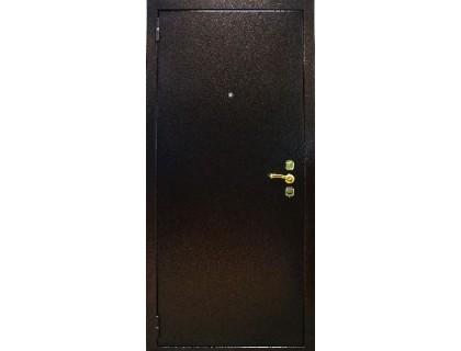Входная металлическая дверь МДФ модель 17