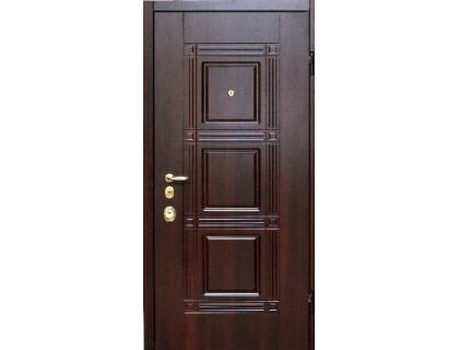 Входная металлическая дверь МДФ модель 22