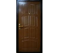Входная металлическая дверь МДФ модель 24