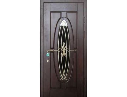 Входная металлическая дверь МДФ модель 25