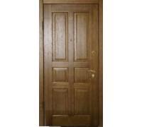Входная металлическая дверь МДФ модель 26