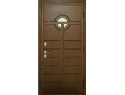 Входная металлическая дверь МДФ модель 27