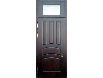 Входная металлическая дверь МДФ модель 28