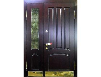 Входная металлическая дверь МДФ модель 29