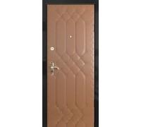 Входная металлическая дверь винилискожа модель 3