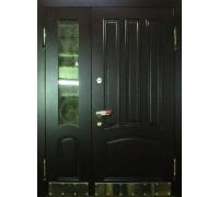 Входная металлическая дверь МДФ модель 30