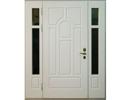 Входная металлическая дверь МДФ модель 33