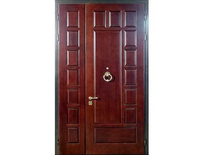 Входная металлическая дверь МДФ модель 34