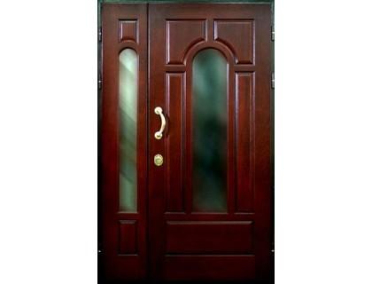 Входная металлическая дверь МДФ модель 35