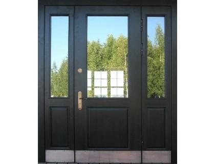 Входная металлическая дверь МДФ модель 36