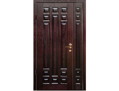Входная металлическая дверь МДФ модель 37