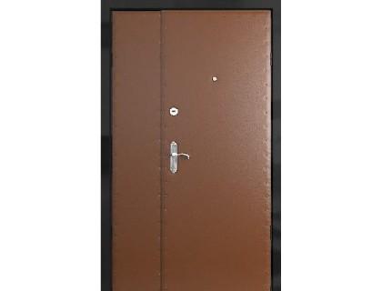 Входная металлическая дверь винилискожа модель 4