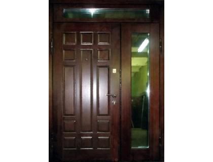 Входная металлическая дверь МДФ модель 40