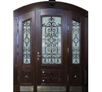 Входная металлическая дверь массив модель 43
