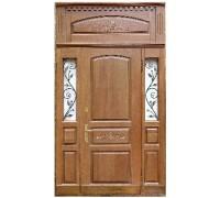 Входная металлическая дверь массив модель 47