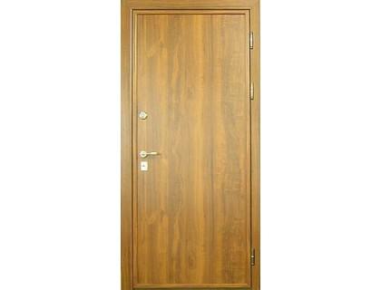 Входная металлическая дверь винилискожа модель 5