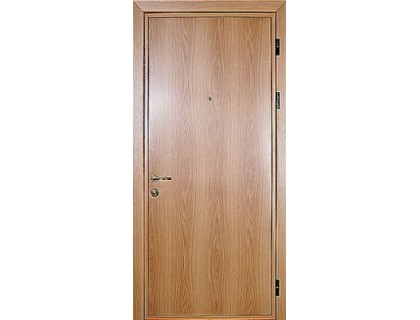 Входная металлическая дверь МДФ модель 6