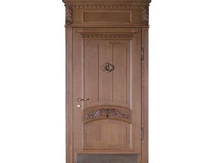 Входная металлическая дверь массив модель 60