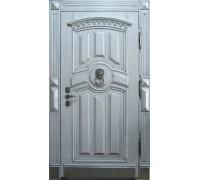 Входная металлическая дверь массив модель 73