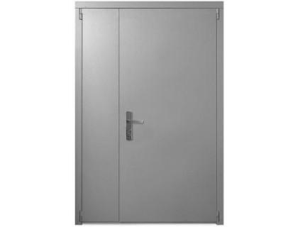 Входная металлическая дверь порошок модель 8