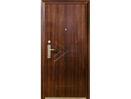 Входная металлическая дверь порошок модель DL-601