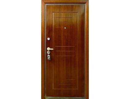 Входная металлическая дверь порошок модель DM-303