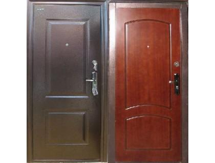 Входная металлическая дверь порошок модель S-109