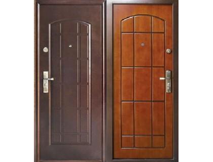 Входная металлическая дверь порошок модель S-900