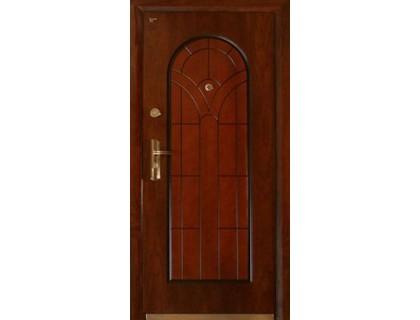 Входная металлическая дверь порошок модель SD-13