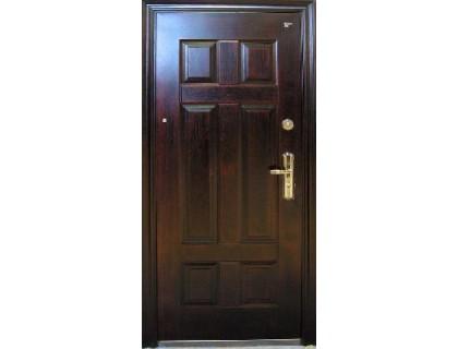 Входная металлическая дверь порошок модель SD-25