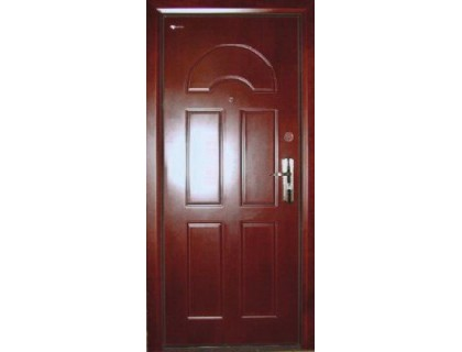 Входная металлическая дверь порошок модель SD-80