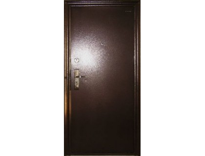 Входная металлическая дверь порошок модель Standart